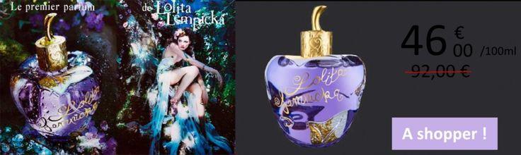 Les parfums femme Lolita Lempicka