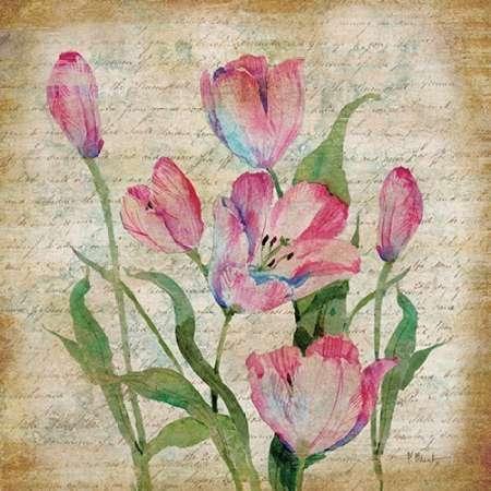 Cuadro Poetic Garden II