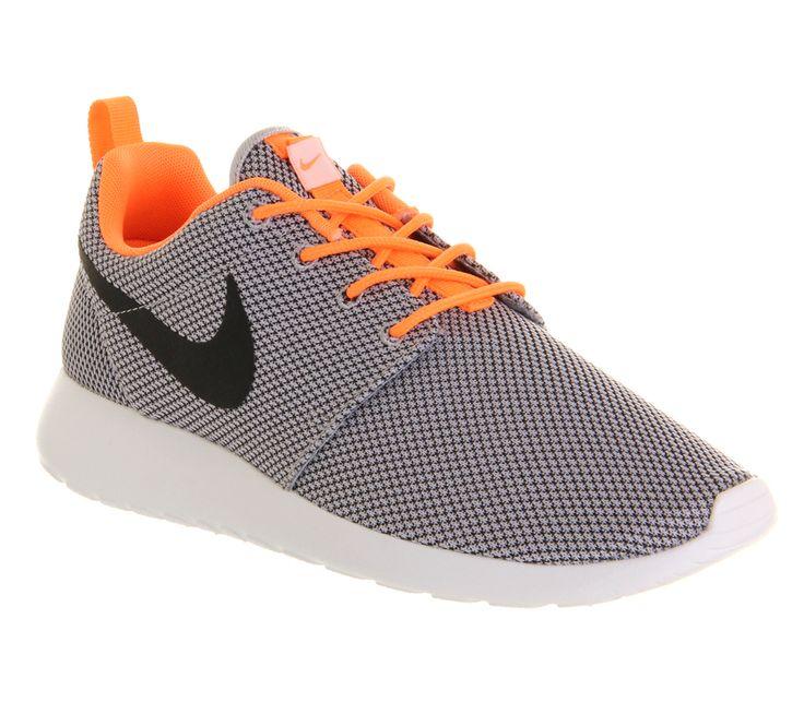 Nike - Gray Roshe Run