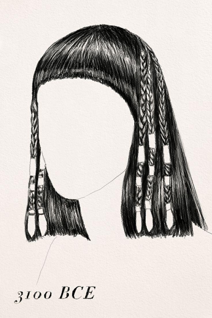 The Wild, Amazing, True History Of Braids #refinery29  http://www.refinery29.com/history-of-braids#slide2 A really interesting history....