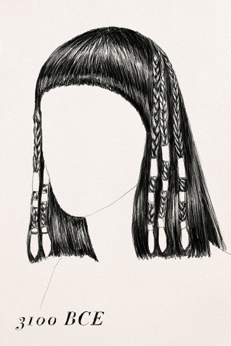 The Wild, Amazing, True History Of Braids #refinery29  http://www.refinery29.com/history-of-braids#slide2 A really interesting history....
