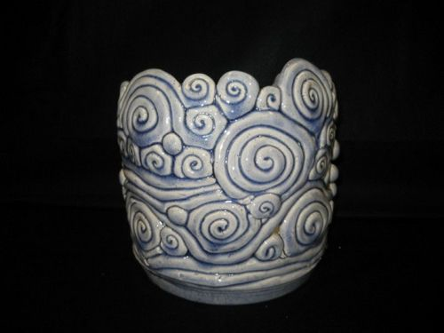 Coil pot by Darien Public Schools Art Department, via Flickr