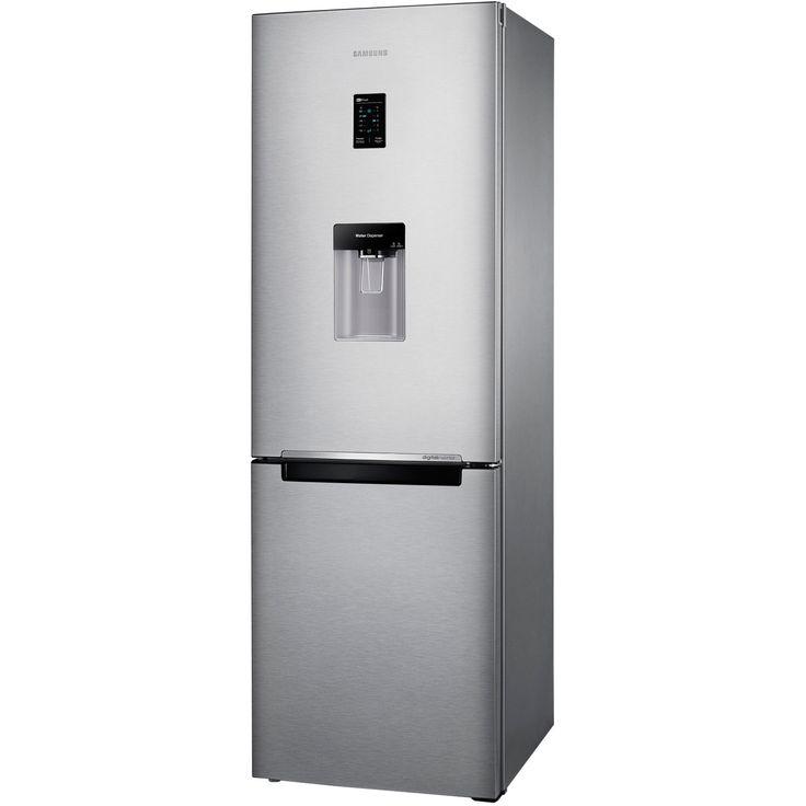 Combina frigorifica Samsung RB31FDRNDSA, 310 l, Clasa A+, Full No Frost, H 185 cm, Dispenser apa, Argintiu Combina frigorifica Samsung RB31FDRNDSA este un produs de top cu funtii avansate la calitate superioara, Full No Frost, pareri, review si pret.