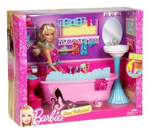 barbie luxe | Barbie met Luxe Meubels
