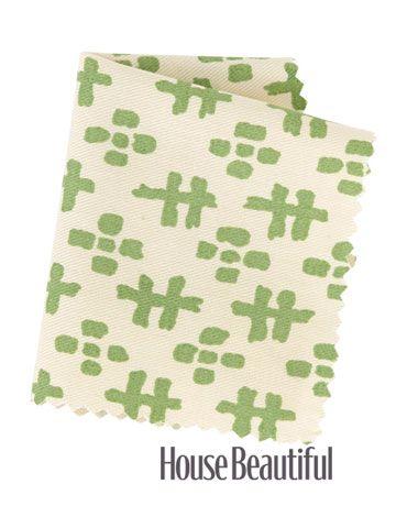 37 best Fabrics images on Pinterest Fabric wallpaper Block