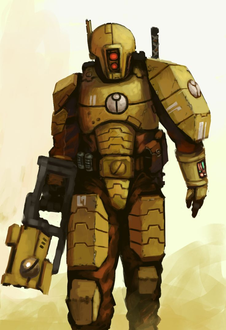 Warhammer 40K: Tau Empire by thomaswievegg on DeviantArt