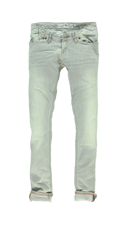 Jeans Garcia A30114 SOFIA WOMEN 246 Fresh grey