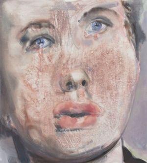 For Whom the Bell Tolls, 2008, Marlene Dumas