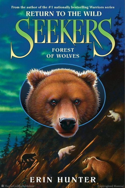 36 best seekers images on pinterest warrior cats warriors and forest of wolves ebook erin hunter series seekers return to the wild fandeluxe Ebook collections