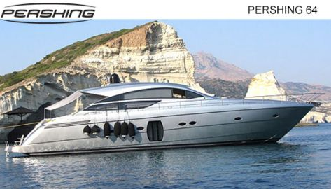 Pershing 64' | Some of our recent Yacht Controller installs | Yacht Controller provides you with total freedom of movement around your vessel! Free yourself from the helm to any position on your vessel.  | www.YachtController.com