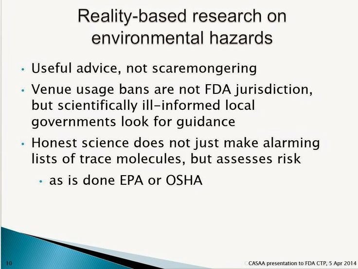CASAA CASAA presents at FDA listening session in San