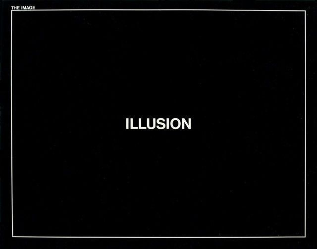 The Image, Illusion, 1971, by Antonio Dias