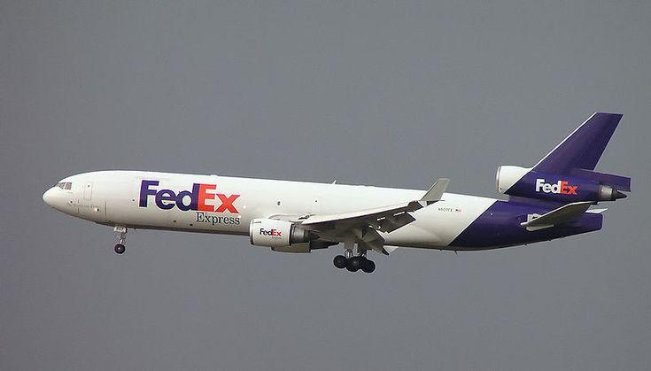 Avião FedEx