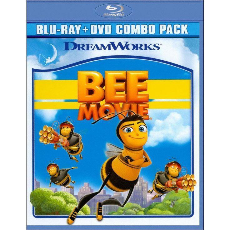Bee Movie [WS] [2 Discs] [Blu-ray/DVD]