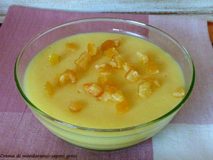 Κρέμα μανταρίνι-saporigreci