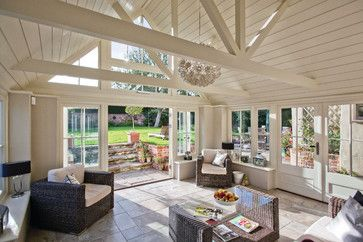 Westbury Garden Rooms - traditional - Sunroom - Other Metro - Westbury Garden Rooms