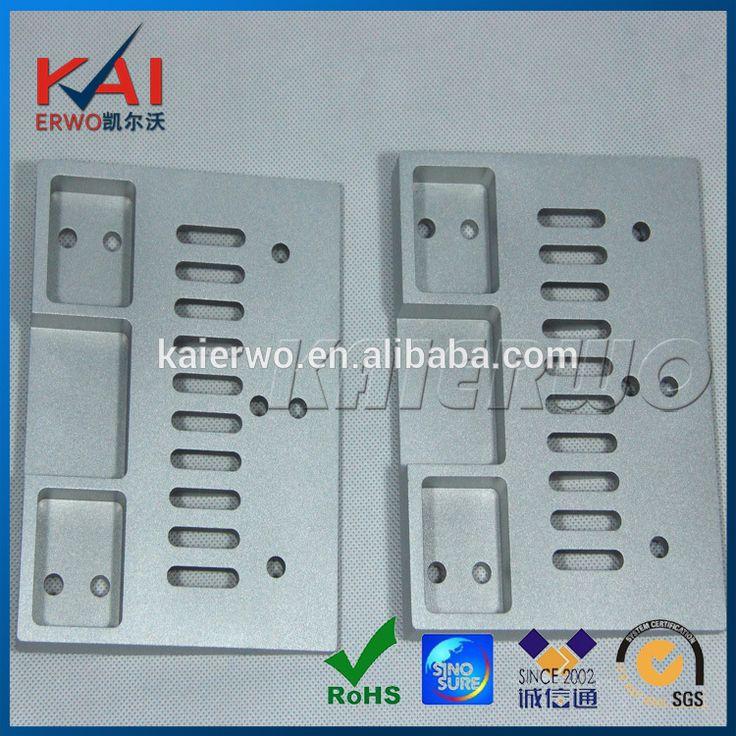 High Precision rapid proroype CNC Machining anodized aluminum parts rapid prototyping