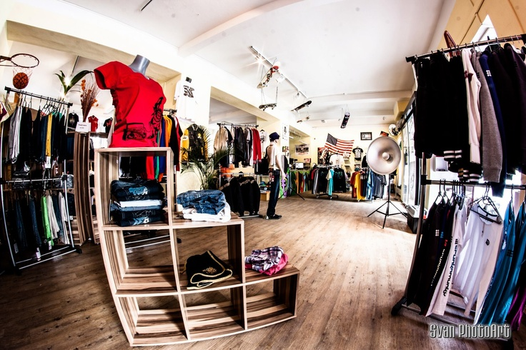 Urban clothing stores portland