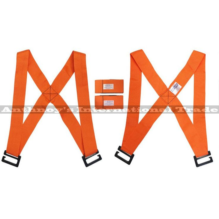 ZXS (2pcs=1pair) Forearm Forklift Lifting Moving Strap Transport Belt Wrist Straps Furniture and back straps Furniture