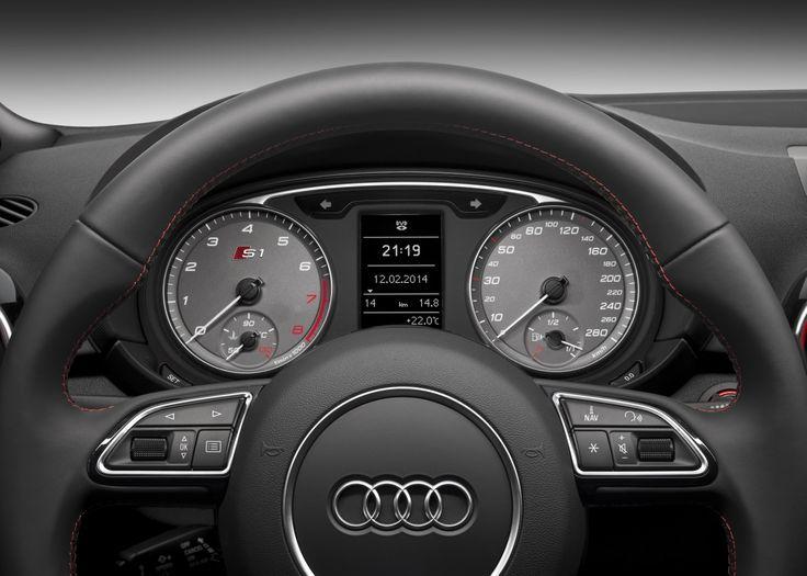Detail - Audi S1
