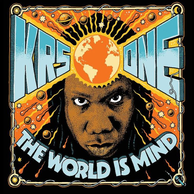"Album Review: KRS-One's ""The World Is Mind"""