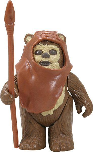 Wicket W Warrick (Ewok) - Star Wars action figures - in pictures