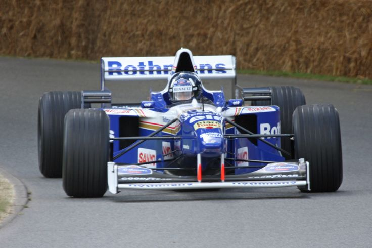 F1 Damon Hill 1996 - Bing Images