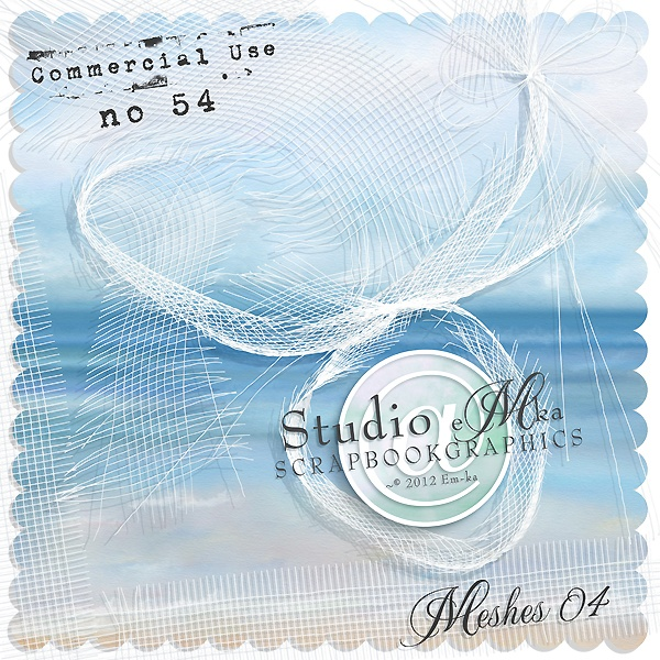 Meshes 04 by Studio EMKA  http://shop.scrapbookgraphics.com/Meshes-04-Commercial-Use-54.html