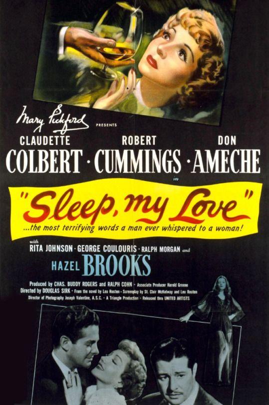 Sleep, My Love  (1948 - Douglas Sirk)