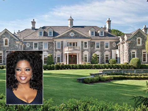 Oprah Winfrey Tweets She Is Not Moving To 68m Alpine New