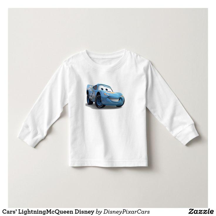 Cars' LightningMcQueen Disney. Producto disponible en tienda Zazzle. Vestuario, moda. Product available in Zazzle store. Fashion wardrobe. Regalos, Gifts. Trendy tshirt. #camiseta #tshirt