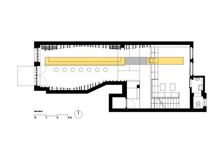 Bar La Boheme / AVA Architects