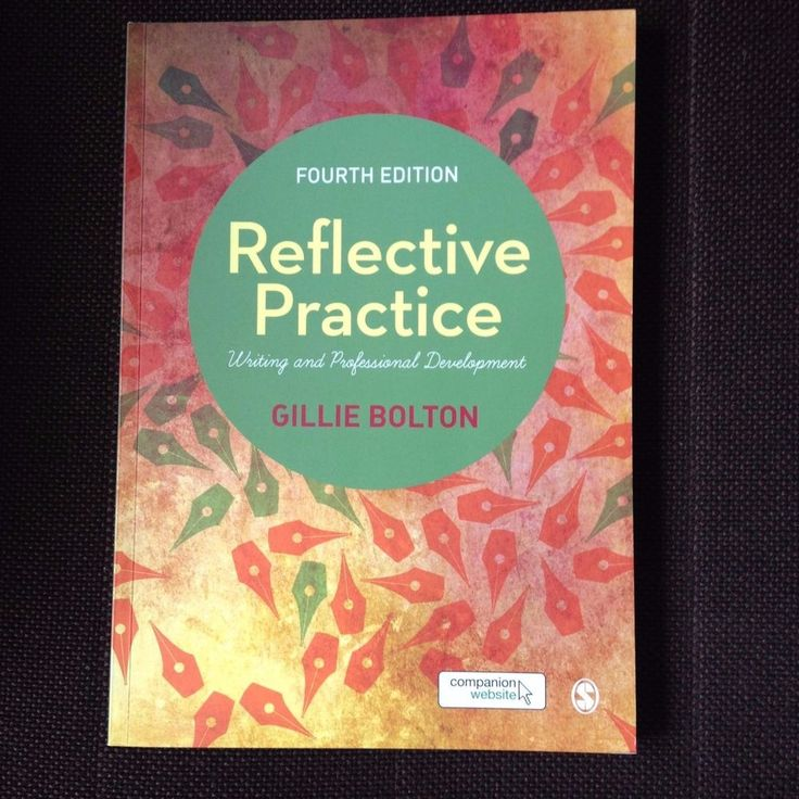 reflective practice 4 essay Reflective practice in the context of teaching esol reflective practice engages practitioners in a continuous cycle of self-observation and self-evaluation in order to understand their own actions and the reactions they prompt in themselves and in learners (brookfield, 1995 thiel, 1999.