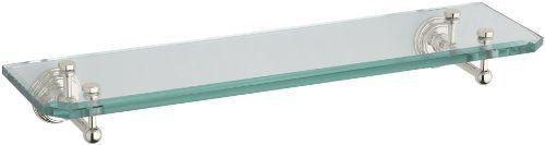 Special Offers – Kohler K-13147-SN Pinstripe Single Glass Shelf Vibrant Polished… – most beautiful shelves