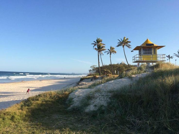 #travelinspo Main Beach on the Gold Coast, Australia. Get your travel & style on a silver platter at www.thechictravelclub.com Be sure to join us at www.facebook.com/thechictravelclub