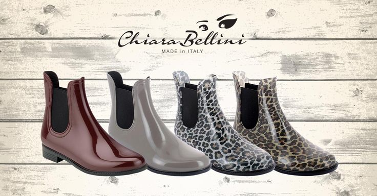 Chelsea Boots by Chiara Bellini