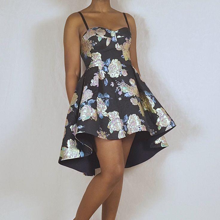PDF pattern Sizes 28 Bustier dress sewing pattern