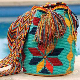 Wayuu bolso oferta 91