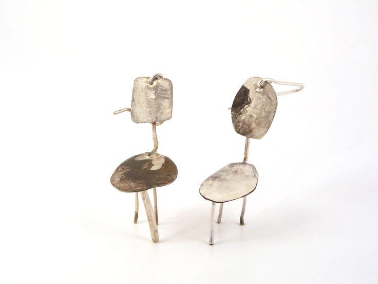 """""""the couple""""-earrings"""