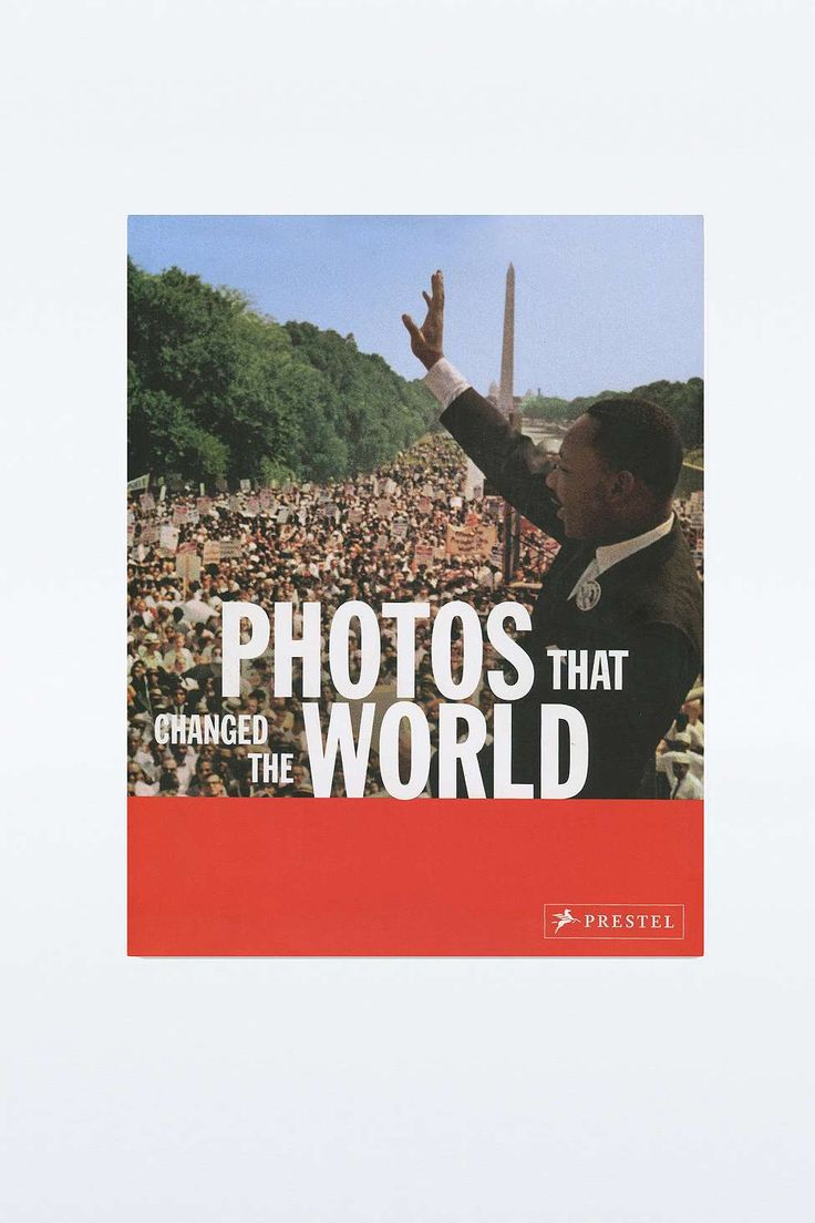 """""""Photos That Changed The World"""" Buch"""
