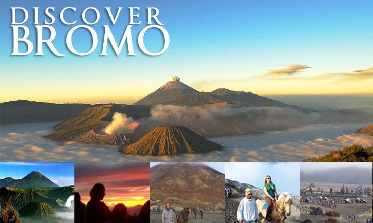 Discover Bromo