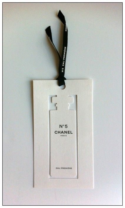 Chanel scent touch