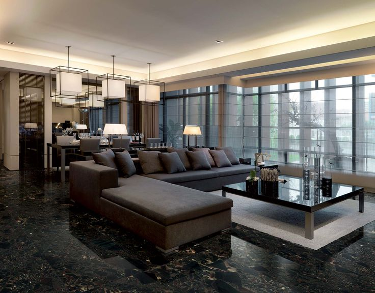 Porcelain stoneware tile for marble on floor and wall: I Marmi di Rex #dark #black #marble #floor #home #living #design #look #elegance