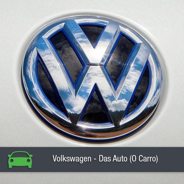 """Você sabia que o slogan da Volkswagen - Das Auto - significa """"O Carro"""" em alemão? Conheça nossa página sobre a marca. Lá você encontra informações sobre sua história, os modelos comercializados e as últimas notícias. Confira: https://www.consorciodeautomoveis.com.br/consorcio-nacional-volkswagen?utm_source=Pinterest"""