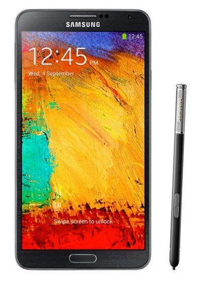 Samsung announces Galaxy Note 3 smartphone