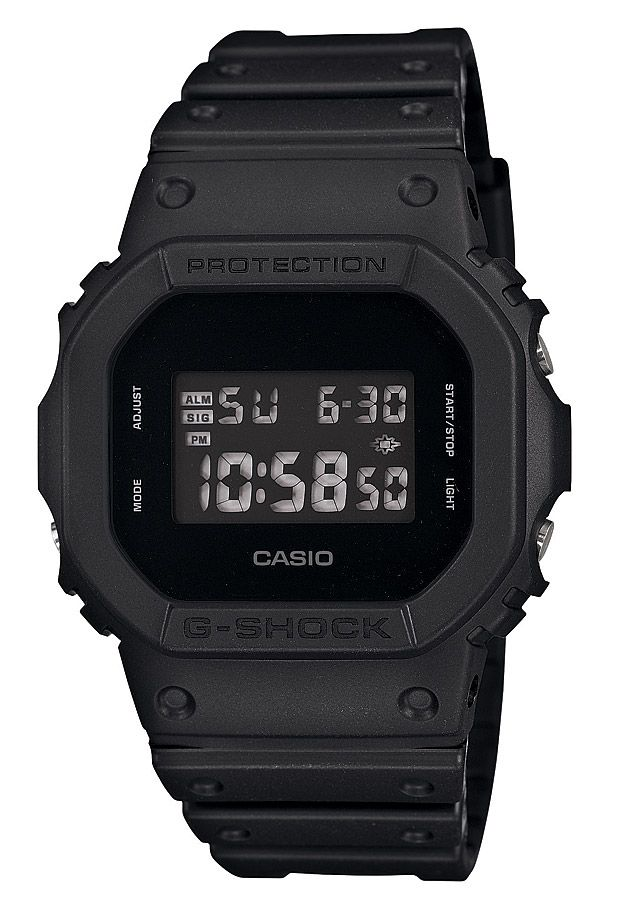 Basic Black DW-5600BB-1 G-Shock Limited Edition | mygshock.com
