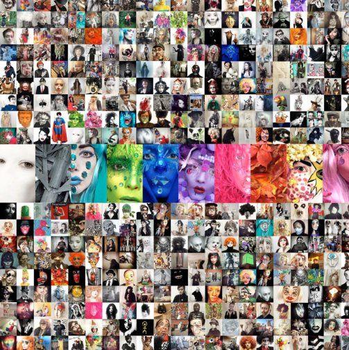 365 Masquerades | Book Preview