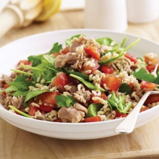 Quick tuna and rice salad | Healthy Food Guide