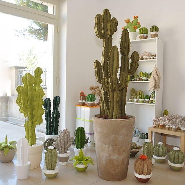 www.movea.it , cactus tessuto handmade.