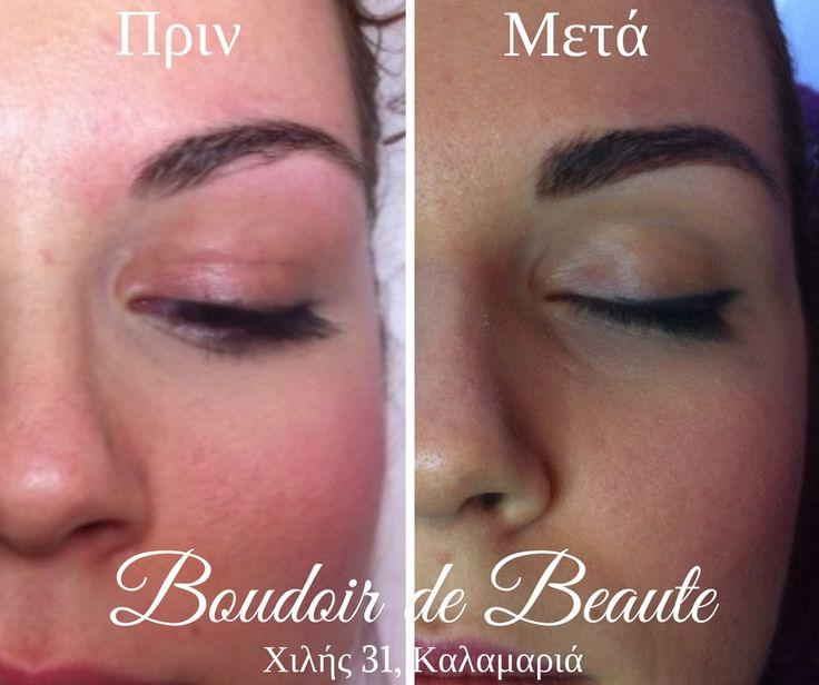 Μόνιμο τατουάζ φρυδιών με την μέθοδο τρίχα-τρίχα για απόλυτα φυσικό αποτέλεσμα! Μόνο με 120 ευρώ! Από τους καλύτερους! #nailsalon #kalamaria #skg #thessaloniki #beautysalon #beauty #boudoirdebeaute #boudoir_de_beaute #manicure #nails_greece #face #makeup #permant_makeup #eyebrows #tattoo